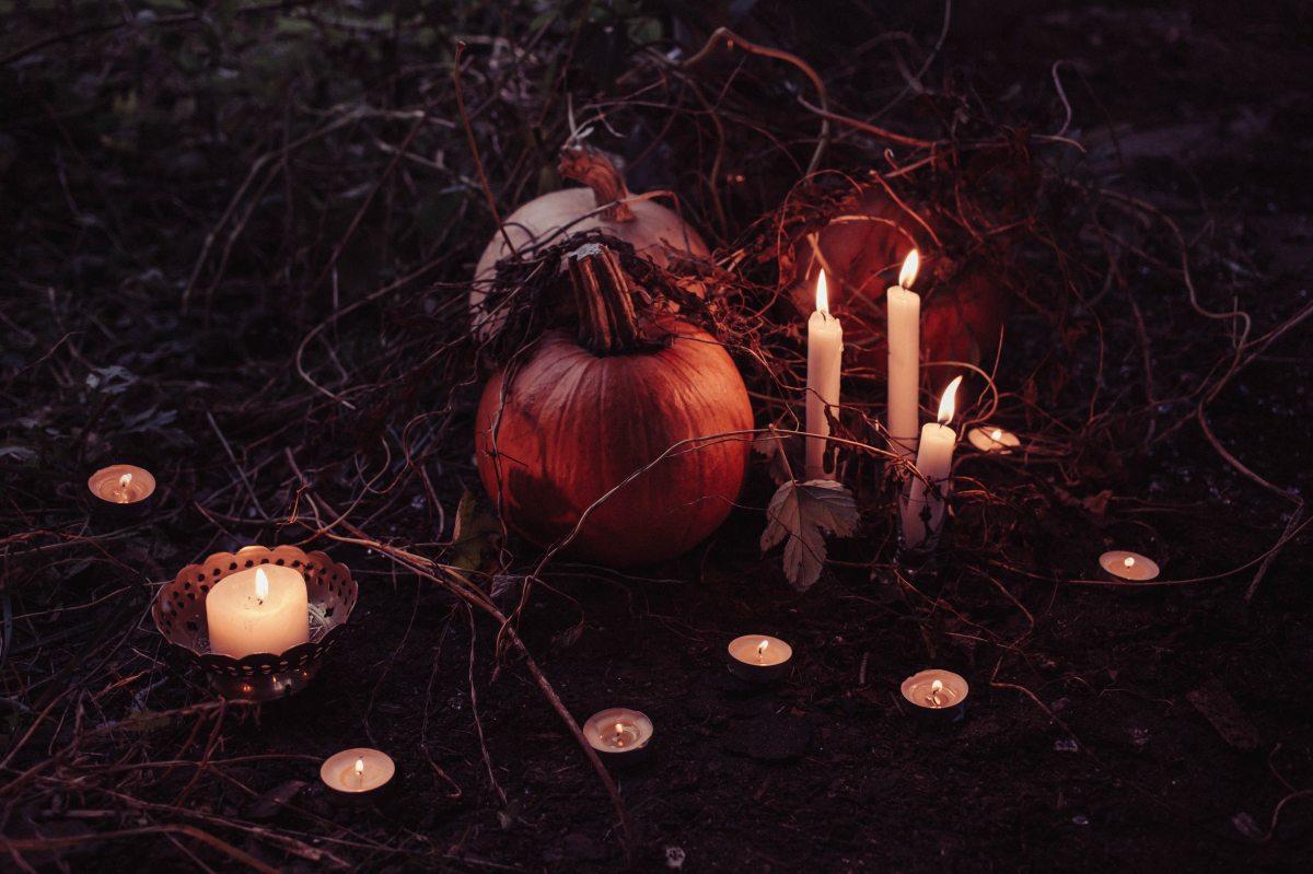Bánatverseny halloween módra