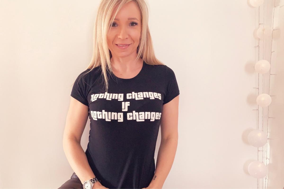 Ha nem változtatsz, nem lesz változás